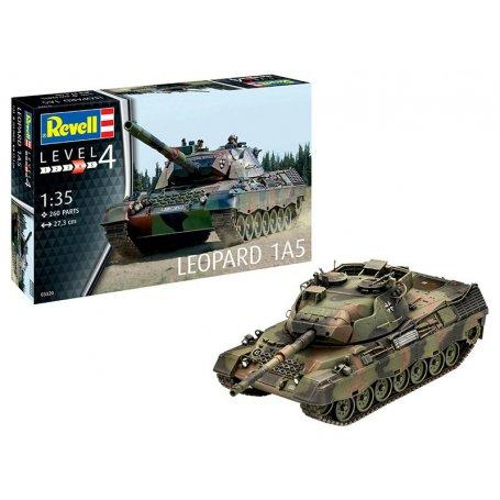 Leopard 1A5 WWII - échelle 1/35 - REVELL 03320