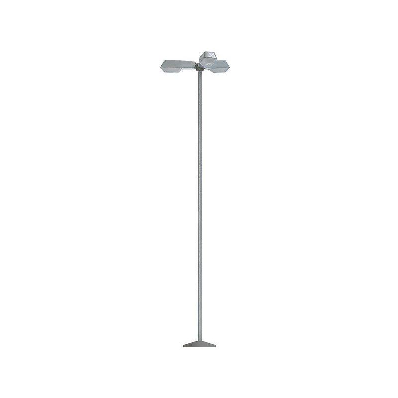 Lampadaire moderne LED simple échelle N 1//160 FALLER 272220