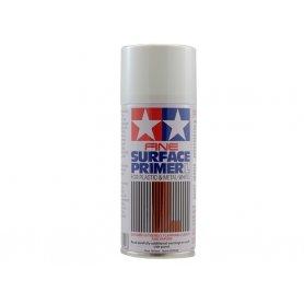 Primer de surface blanc aérosol 180 ml - TAMIYA 87044