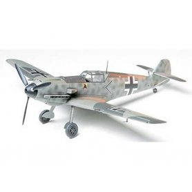 Messerchmitt BF109E-3 - WWII - 1/48 - Tamiya 61050