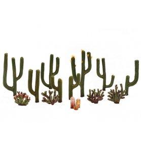 WOODLAND SCENICS TR3600 - 13 cactus à l'échelle HO