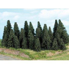 HEKI 2261 - forêt de 24 sapins de 5 à 11 cm - HO et N