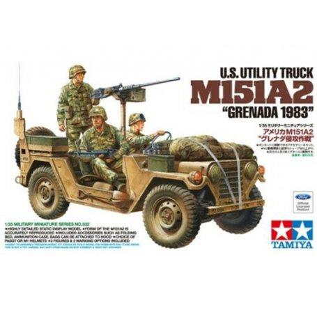 M151A2 Grenade 1983 - 1/35 - Tamiya 35332