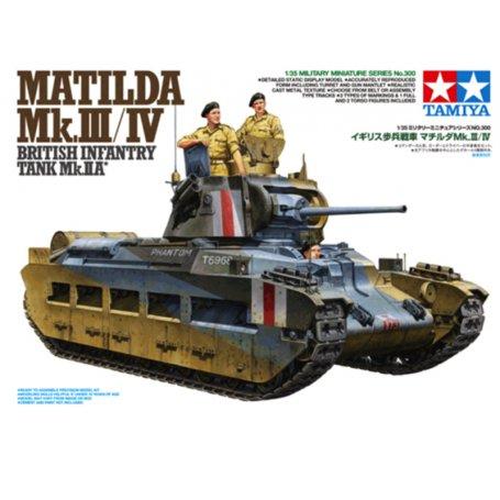 Matilda Mk.III/IV - 1/35 - Tamiya 35300