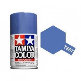Tamiya TS-57 - Bleu Violet brillant - Blue violet - bombe 100 ml