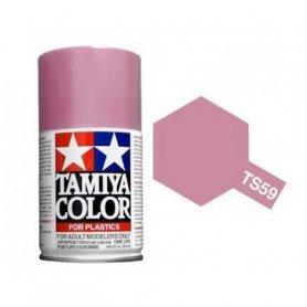 Tamiya TS-59 - Rouge Clair nacré - Pearl light red - bombe 100 ml