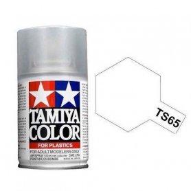 Tamiya TS-65 - Vernis nacré - Pearl clear - bombe 100 ml
