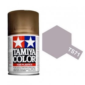 Tamiya TS-71 - Fumé brillant - Smoke - bombe 100 ml