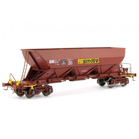 Wagon trémie EX Type 1 «SIMOTRA» - ép. V-VI - HO 1/87 - REE WB-568