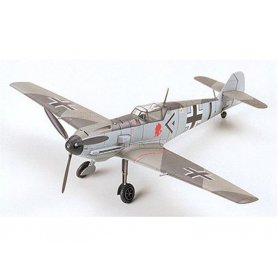 Messerchmitt BF109E-3 - WWII - 1/72 - Tamiya 60748
