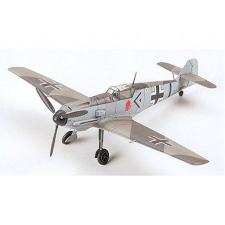 Messerschmitt BF109E-3 - WWII - 1/72 - Tamiya 60750