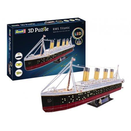 RMS Titanic - Édition LE puzzle 3D - Revell 00154