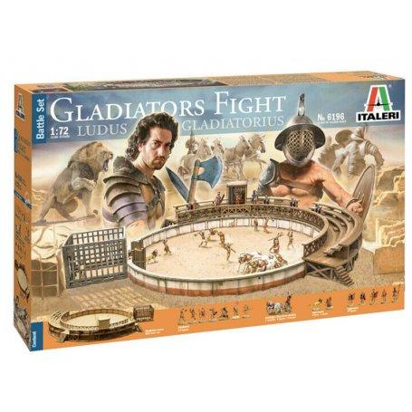 Arène et Gladiateurs - 1/72 - Italeri 6196