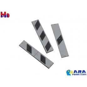 Mirlitons de visibilité - échelle HO - Ara Production