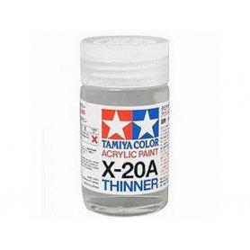 Tamiya X-20A - Diluant peinture acrylique 40 ml
