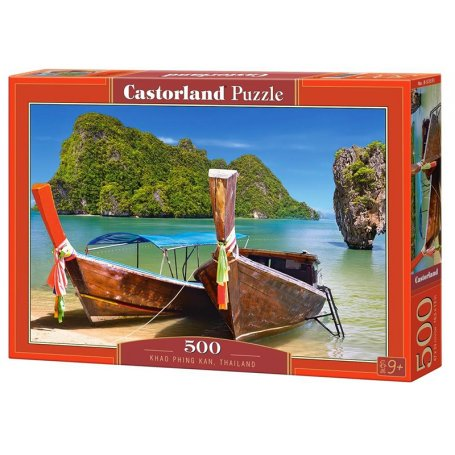 Khao Phing Kan, Thailand - Puzzle 500 pièces - CASTORLAND