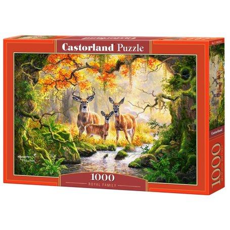 Royal Family - Puzzle 1000 pièces - CASTORLAND