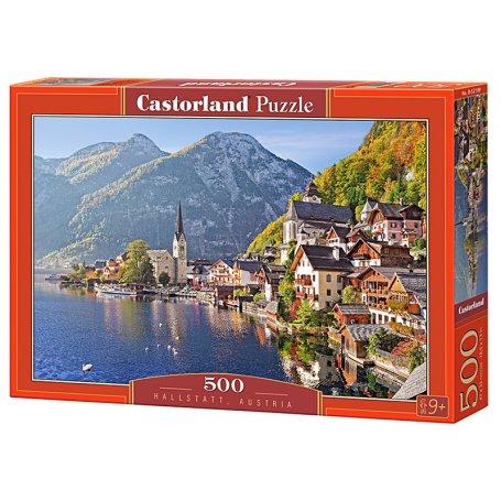 Hallstatt, Austria - Puzzle 500 pièces - CASTORLAND