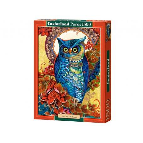 Hoot, David Galchutt - Puzzle 1500 pièces - CASTORLAND