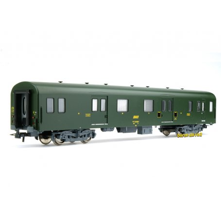 Fourgon à bagages type UIC-Y, Dd4s SNCF ép. IV - HO 1/87 - ROCO 74359