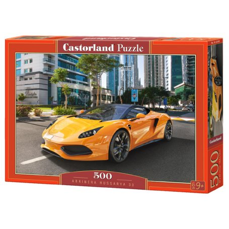Arrinera Hussarya 33 - Puzzle 500 pièces - CASTORLAND