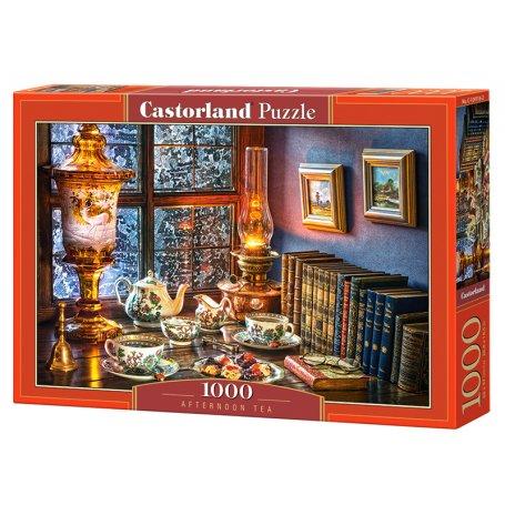 Afternoon Tea - Puzzle 1000 pièces - CASTORLAND