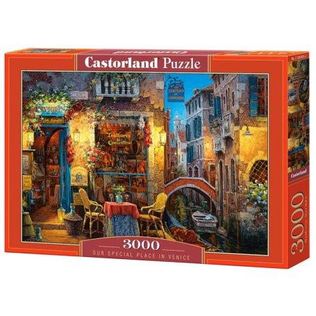 Our Special Place in Venice - Puzzle 3000 pièces - CASTORLAND
