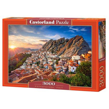 Pietrapertosa, Italy - Puzzle 3000 pièces - CASTORLAND