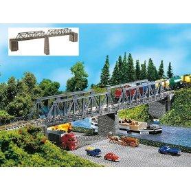Pont à caisson - échelle N - Faller 222578