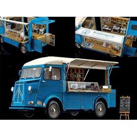 Citroën H Food Truck - EBBRO 25008