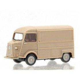 Citroën HY beige tôle - HO 1/87 - WIKING 0262 01