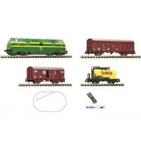 Coffret digital z21 + Loco diesel série 340 marchandises - N 1/160 - FLEISCHMANN 931894
