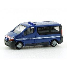 Renault Trafic Gendarmerie  - HO 1/87 - RIETZE 3625