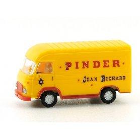 Saviem SG2 Pinder Jean Richard - HO 1/87 - SAI 3512