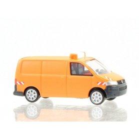 Volkswagen T5 travaux publics - N 1/160 - Wiking 0927 03