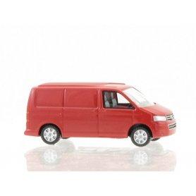 Volkswagen T5 bordeaux - N 1/160 - Wiking 0927 01 22