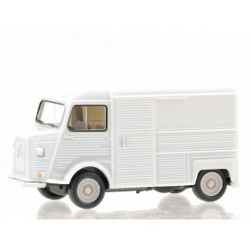 Citroën HY gris tôle - HO 1/87 - WIKING 0262 02