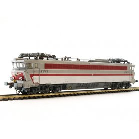 CC 40102 Gris métallisé - Inox époque IIIb - analogique - HO - LS Models 10024