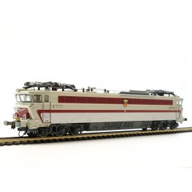 CC 40120 Gris métallisé - Inox ép IIIb-IVa - digitale son - HO - LS Models 10020S