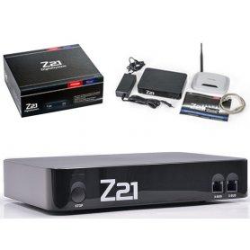 Centrale numérique Z21 noire + routeur TP Link - ROCO 10820
