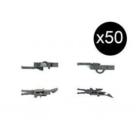 50x attelages Roco harpon - HO - ROCO 40271