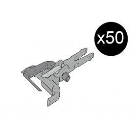50x attelages Roco Goldorak - HO - ROCO 40397