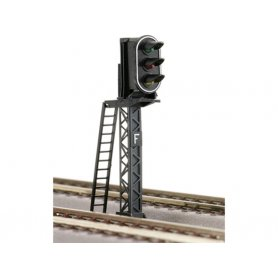 Signal 3 feux échelle HO - ROCO 40021