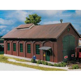 Remise à locomotive - HO - Piko 61823