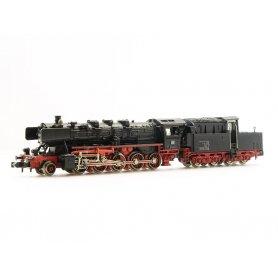 Locomotive vapeur BR 50 058-7 échelle N - Fleischmann 2363