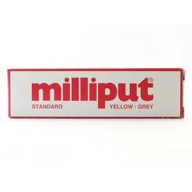 MILLIPUT MIL01 Standard Putty Yellow-Grey - pâte époxy bi-composant