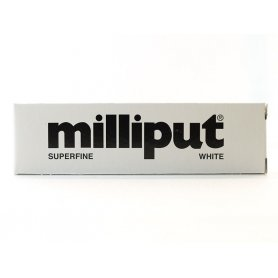 MILLIPUT MIL04 superfine Putty white - mastic époxy bi-composant