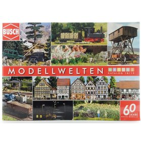 Catalogue BUSCH 60 ans 2018-2019 - 275 pages