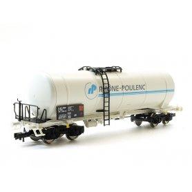 Wagon citerne RIV Rhône-Poulenc SNCF époque IV et V - HO - Fleischmann 547205