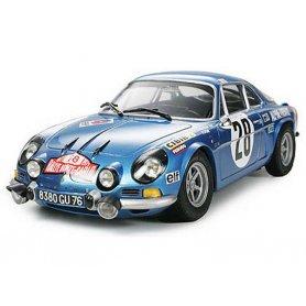 Alpine Renault A110 Monte-Carlo 1971 - échelle 1/24 - TAMIYA 24278